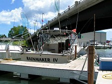 Rainmaker IV Sport Fishing Charters in Kenosha Wisconsin